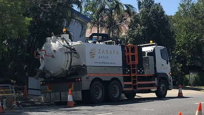 vacuum excavation /excavator truck hire - Upper Coomera, Hope Island, Paradise Point, Oxenford, Helensvale, Coombabah, Gaven, Arundel