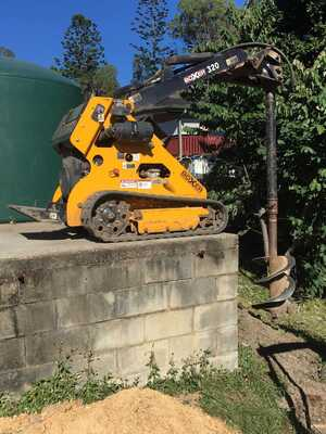 Excavator & Tracked Loader wet hire - with Operator - Tight Access-Bridgeman Downs, Carseldine,Zillmere, Aspley, Geebung, McDowall, West Chermside