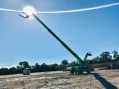 Hire - Botany access Supplies you with access and material handling equipment nationwide. We have Boom lifts, Scissor lifts, Forklifts and telescopic handlers