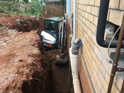 Hire 3.5T Excavator