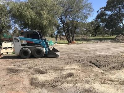 Bobcat hire with operator - Ocean Reef, Illluka, Heathridge, Perth, Edgewater, Beldon