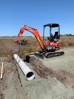 Hire 1.7 Tonne Kubota Excavator
