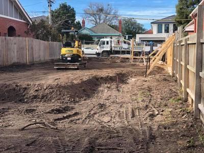 Hire 2T Excavator