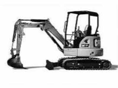 2.7t Excavator - Dry hire