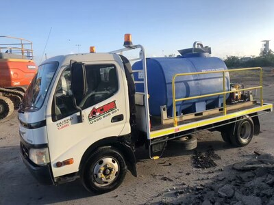 Hire Water Truck