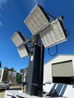 Hire Lighting Tower FL1e
