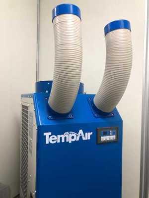 Hire 4.5kw TempAir Portable Air Conditioner (ac)
