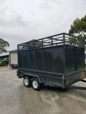 Hire Livestock/Cattle Trailers