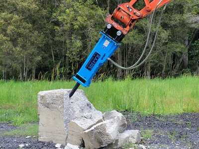 Hire Rock Breaker / Hammer Attachment 2 to 25 tonne
