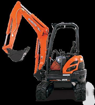 Hire 2.5 Ton Excavator