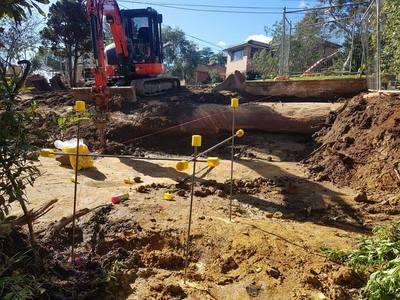 Hire 5.5T Excavator