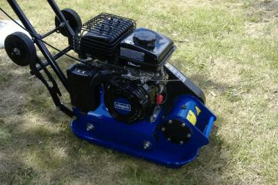 Hire Petrol Plate Compactor (60Kg)