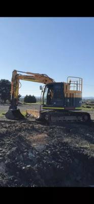 Hire 13T Excavator