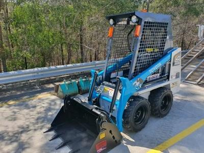 Hire Combo - 1.7T Excavator, Bobcat and 6m tipper