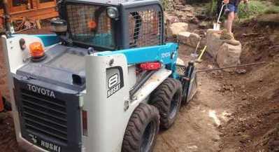 Hire Bobcat and Tipper Truck – Combo