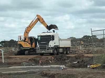 Hire 15 Ton Excavator with operator