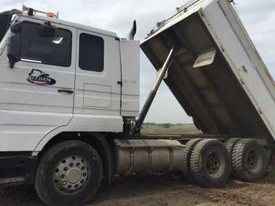 Hire Tip Truck