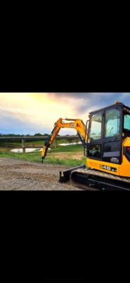 JCB 48z-1 excavator Dry hire
