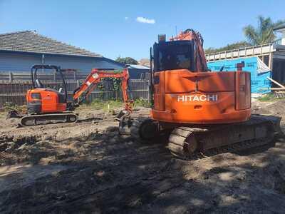 Hire Hitachi 85usb 8 tonner