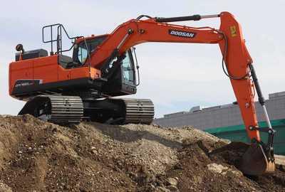 Hire 16T Excavator