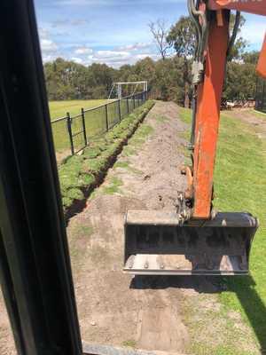 3.5 Ton Excavator Wet Hire