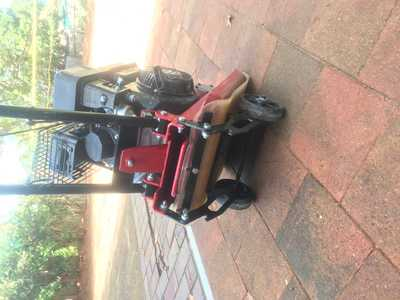 60kg Plate Compactor, Wacker for hire $45/day