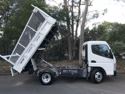 Hire Tipper Truck