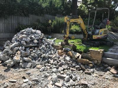 Hire 1.7 Tonne Mini Excavator